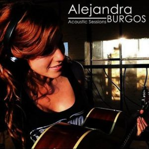 Alejandra Burgos - Acoustic Sessions cover
