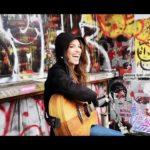 Alejandra Burgos - TRAMPS in New York City