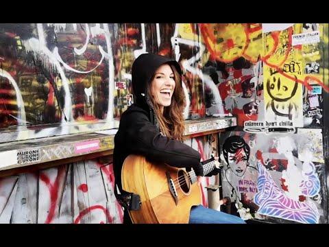 Alejandra Burgos – TRAMPS in New York City