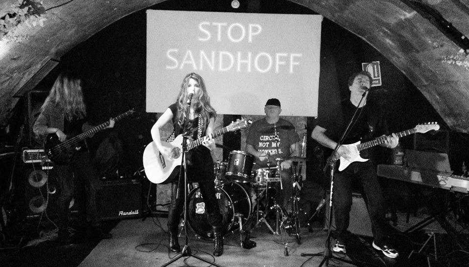 Stop Sandhoff