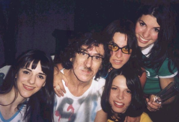 News Charly garcia Beladies